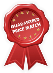 Guaranteed Price Match