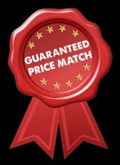 Guaranteed Price Match